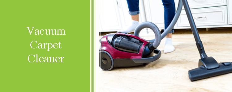 Vacuum Carpet Cleaner